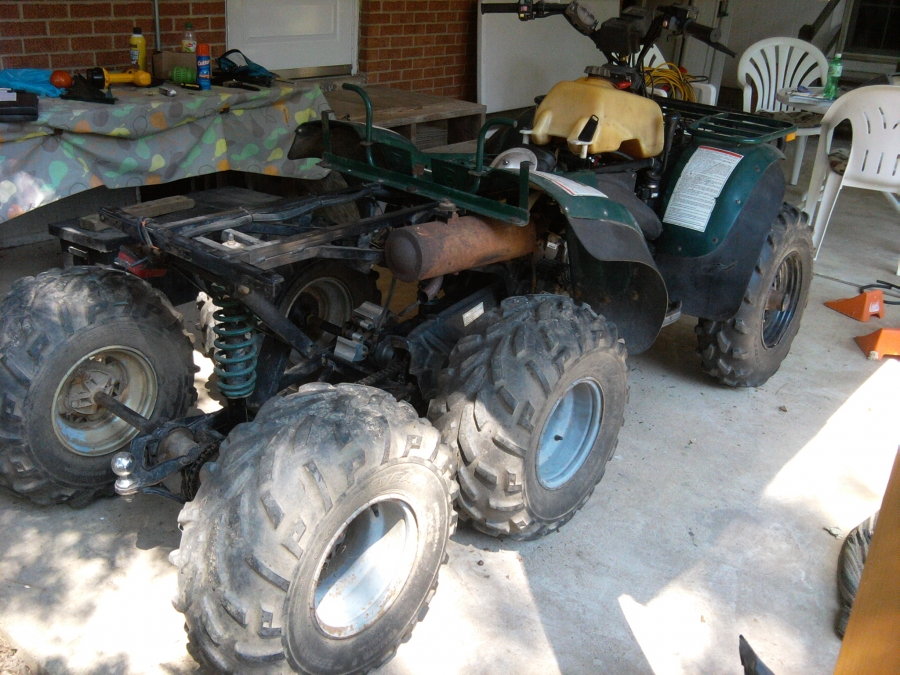 This 1998 Polaris Big Boss 500 UTV  was in bad need of a tune-up.  Our technician delivered the necessary diagnostics and repairs in O'Fallon, Missouri. Tune-ups are our specialty.